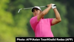 thitiphan thai golfer