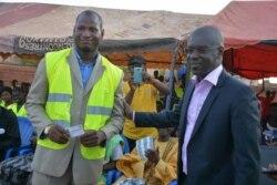 Reportage de Kassim Traoré sur plus de 500 secouristes formés à Bamako
