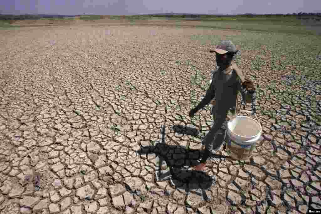 خوراک کی ضروریات پورا نہ ہونے کی بڑی وجہ زمین، پانی اور قدرتی وسائل کا غیر مستحکم استعمال ہے۔