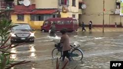 Rëndohet situata e përmbytjeve në Shkodër