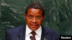Jakaya Kikwete, président de la Tanzanie