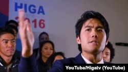 """Ryan Higa made a video on YouTube called """"How to Run for President."""""""