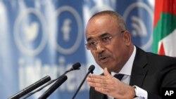 Le nouveau Premier ministre algérie, Noureddine Bedoui.