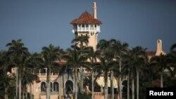 ARHIVA - Odmaralište bivšeg predsednika Donalda Trampa Mar-a-Lago u Palm Biču na Floridi.