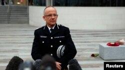 İngiliz Terörle Mücadele Birimi Başkanı Mark Rowley (arşiv)