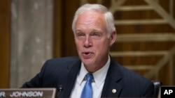 ARHIVA - Republikanski senator iz Viskonsina Ron Džonson