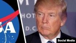 Donald Trump NASA