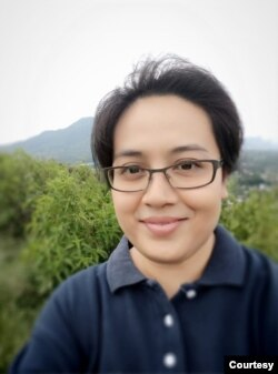 Mike Verawati Tangka, Sekjen Koalisi Perempuan Indonesia KPI. (Foto: Courtesy)