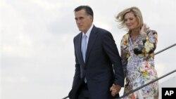 Митт и Энн Ромни