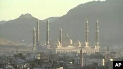 A scene inside Yemen