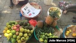 Frutas, Benguela (Foto de Arquivo)
