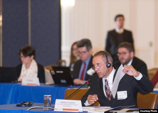Resultado de imagen para OEA recibió denuncias de graves violaciones a DDHH en Venezuela