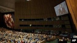 Палестинскиот претседател ќе бара гласање во ОН