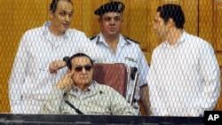 Antigo Presidente Hosni Mubarak