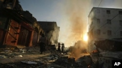 海地太子港還未從一年前大地震中恢復。