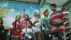 Ramadan Lanterns Brighten Egyptians' Holy Month