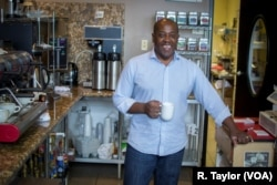 Sherman Avery, a Las Vegas-area coffee shop owner, says conservative principled ideas are key to winning future elections.