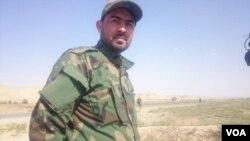 Afg'onistonlik jurnalist Ahmad Sair O'zbek Ahadiy