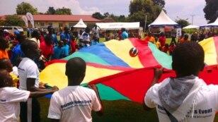 Uganda Playground for Disabled Children