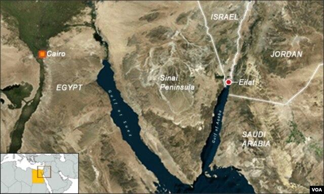 Sinai Peninsula, Israel