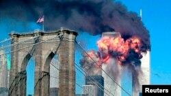 در حملات یازدهم سپتمبر ۲۰۰۱ حدود سه هزار نفر کشته شد.