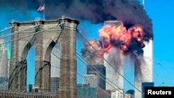 Нью-Йорк. 11 сентября 2001 г.