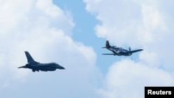 Jetên F-16 ku ji bingeha Shaw rabûne (Arşîv)