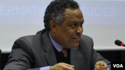 Eritrean-Ambassador Girma Asmerom