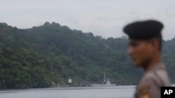 مجرموں کو ایک جزیرے پر منتقل کر دیا گیا ہے