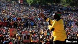 Comício de William Ruto em Nairobi, Jan 12, 2013