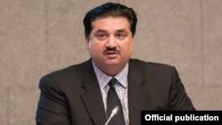 خرم دستگیر خان، وزیر دفاع پاکستان