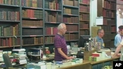 NY Bookstore Survives Changes in Publishing Industry