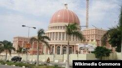 Assembleia Nacional, Luanda, Angola