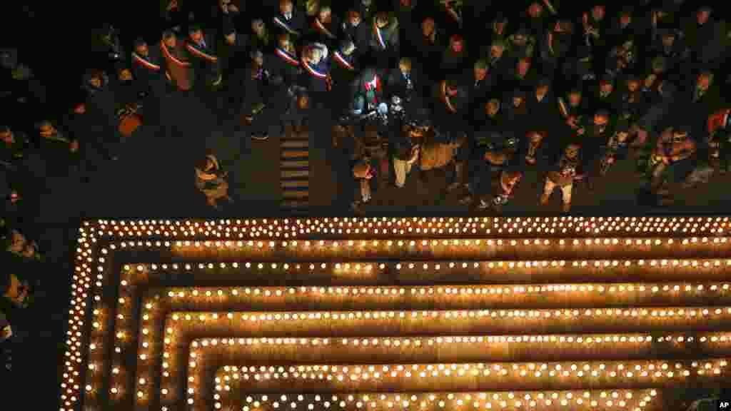 An kai hari kan gidan jaridar Charlie Hebdo, Paris a Faransa.