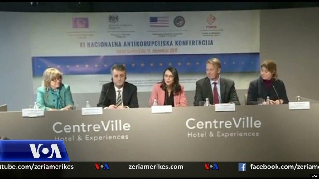 Dukuria e korrupsionit në Malin e Zi