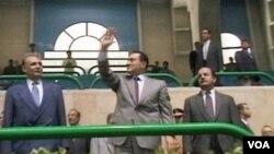 Egipat: Suđenje Mubaraku novo iskušenje
