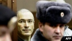 Rusya'da Mikhail Khodorkovsky'ye 7 Yıl Daha Hapis