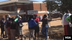 Bulawayo Vendors Vaccination Prog