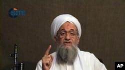 Ayman al-Zawahri (file photo)