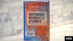 """Në studimin e Qendrës për Studime Strategjike dhe Ndërkombëtare të përmbledhur në librin """"Lëvizjet për Pavarësi dhe Pasojat e Tyre"""", thuhet se një nga arsyet e suksesit të Kosovës është mbështetja që ajo kishte nga fuqitë e mëdha."""