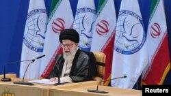 ຜູ້ນໍາສູງສຸດຂອງອິຣ່ານ ທ່ານ Ayatollah Ali Khamenei