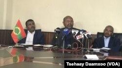 Adda Bilisummaa Oromoo: Hoogganoota Kiyya Ol'aanoo Irratti Yaaliin Ajjeechaa Geggeessamee Ture