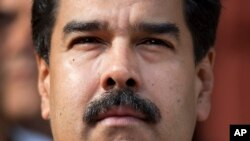 """El viaje de González fue criticado por el mandatario venezolano quien dijo que su salida de Venezuela es una """"vergüenza""""."""