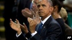 14 de las 46 personas indultadas por el presidente Obama tenían condenas de por vida. Todos recuperarán su libertad en noviembre.