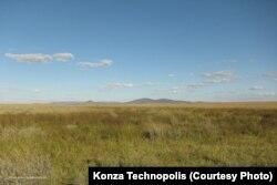 The site for the Konza Technopolis near Nairobi, Kenya.