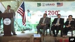 امریکی مدد سے پاکستان میں ٹیوب ویلوں کی تبدیلی کے مثبت نتائج