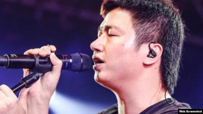 六四三十周年前夕 中国歌手李志仍然销声匿迹