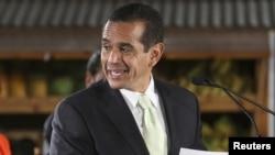 Antonio Villaraigosa, alcalde demócrata de Los Ángeles.