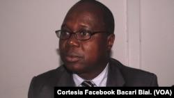 Guine-Bissau, Bacari Biai novo director do Gabinete Nacional da Interpol