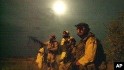 Військовослужбовці американських сил спеціального призначення